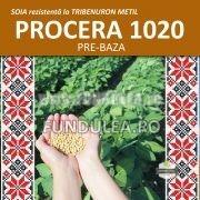 Samanta soia tip PRE BAZA 2, PROCERA 1020 SU