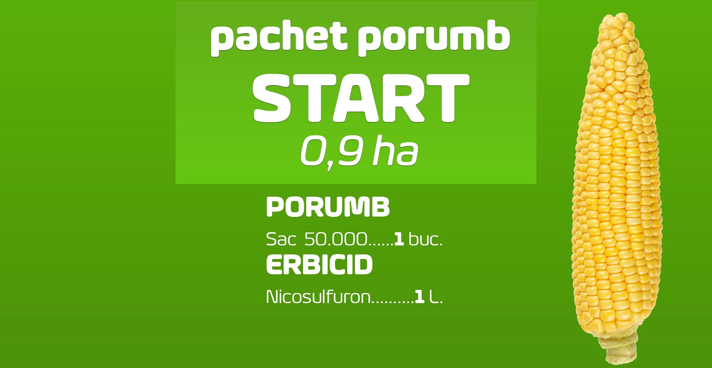 pachet start 0,9ha